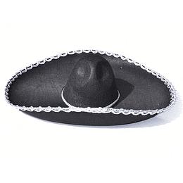 Sombrero Charro Mexicano 1 Uni