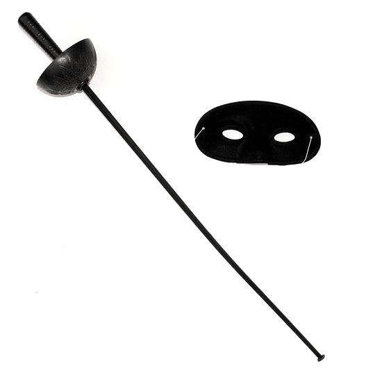 Set Espada Zorro 1 Uni
