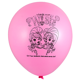 Globo #9 Shimmer And Shine 12 Uni