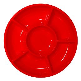 Bandeja Cocktail Glam Rojo 3 Uni