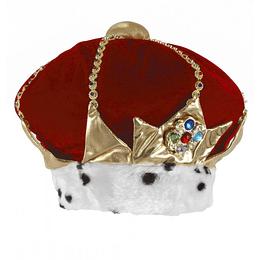 Gorro Reyes Rojo 1 Uni
