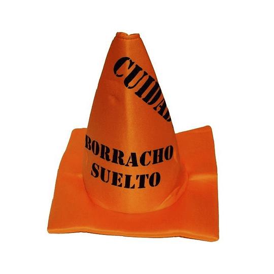 Sombrero Cono Borracho Suelto 1 Uni