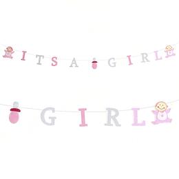 Guirnalda Diseños Baby Girl 1 Uni
