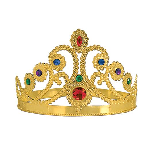 Corona Dorada Piedras 1 Uni