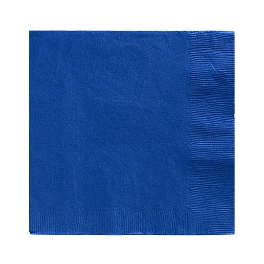 Servilleta Color Azul 20 Uni