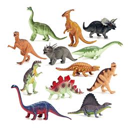 Dinosaurios Pequeños 12 Uni