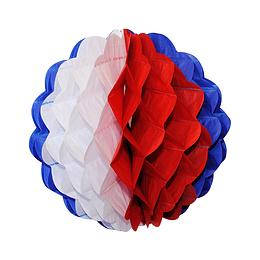 Deco Esfera Colmena Tricolor 25Cm 1 Uni