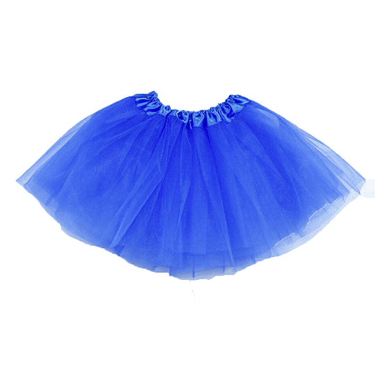 Tutu Azul 1 Uni