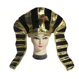 Gorro Faraon Egipcio 1 Uni