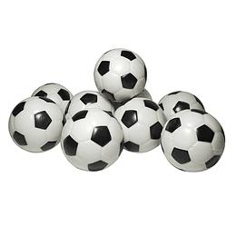 Pelota Futbol 6,5Cm Pu 9 Uni