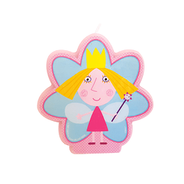 Vela Figura Ben & Holly 1 Uni