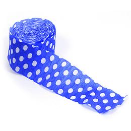 Feston Azul Dots 4 Uni