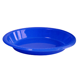 Bowl Ovalado Azul 5 Uni