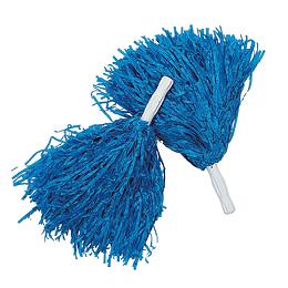 Porra Plastica Azul 2 Uni