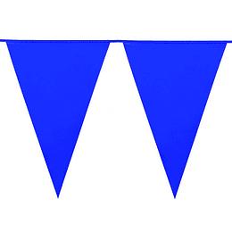 Guirnalda 10 Banderines Azules 1 Uni