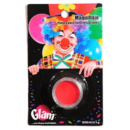 Maquillaje Rojo 1 Uni