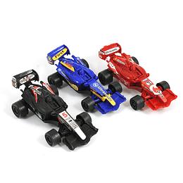 Formula1 Pullback Colores Surtidos 6 Uni