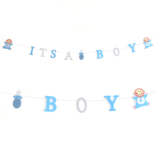 Guirnalda Diseños Baby Boy 1 Uni