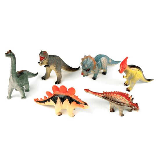 Dinosaurios Grandes 6 Uni