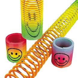 Resorte Magico Multicolor Smile 12 Uni