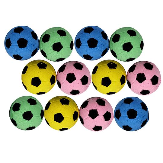 Pelota Futbol Saltarina 12 Uni