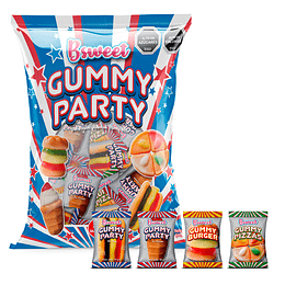 GUMMY PARTY MIX BOLSA 36 UNI
