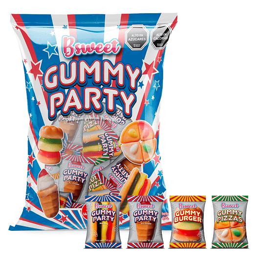 Gummy Party Mix Bolsa 36 Uni
