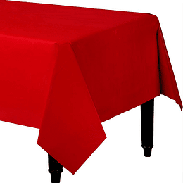 Mantel Rojo 1 Uni