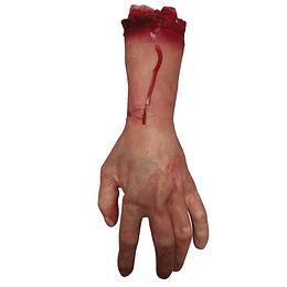 Deco Mano Con Sangre 1 Uni
