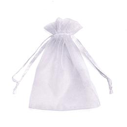 Bolsa Organza Blanca (18X13Cm) 12 Uni