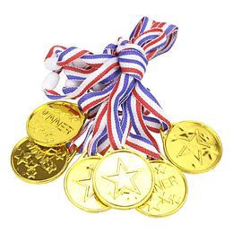 Medallas Winner 6 Uni