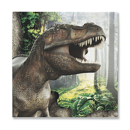 Servilletas Dinosaurios 12 Uni
