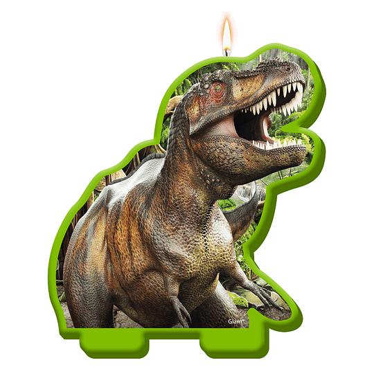Vela 2D Dinosaurios 1 Uni