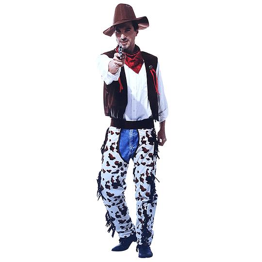 Disfraz Vaquero Unica Talla 1 Uni