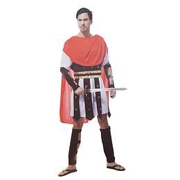 Disfraz Hombre Guerrero Antiguo Unica Talla 1 Uni