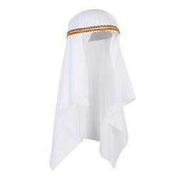 Gorro Arabe Blanco 1 Uni