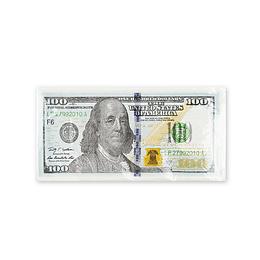 Servilleta 100 Dolares 15 Uni
