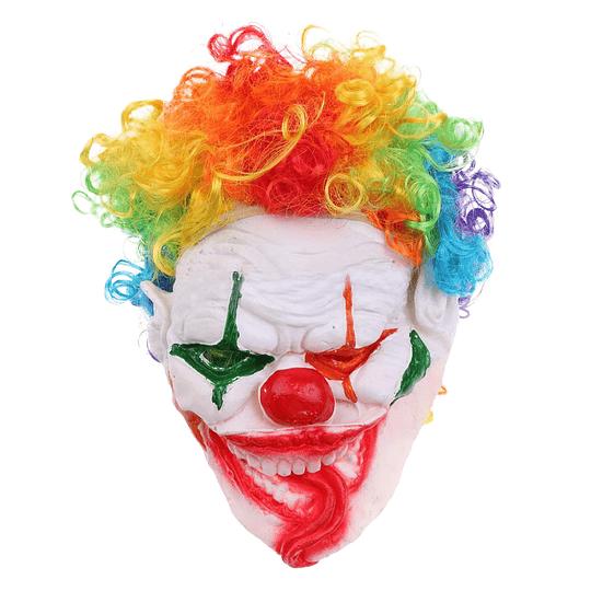 Máscara Payaso Diabolico Surt 1 Uni