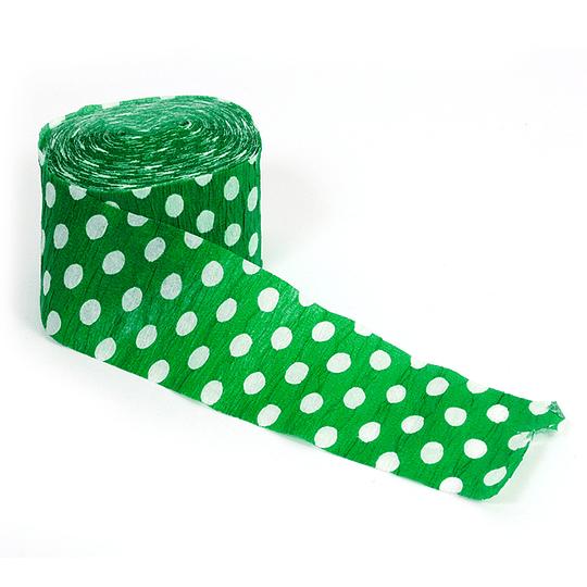 Feston Verde Lima Dots 4 Uni
