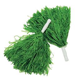 Porra Plastica Verde 2 Uni