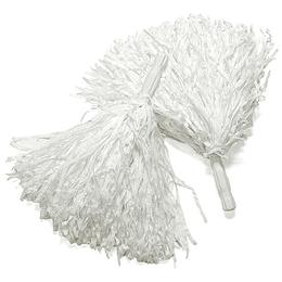 Porra Plastica Blanca 2 Uni