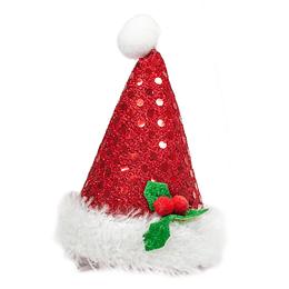 Mini Sombrero Pascuero Rojo 1 Uni