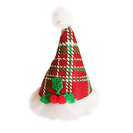 MINI SOMBRERO PASCUERO ESCOCES 1 UNI