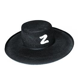 Sombrero El Zorro 1 Uni
