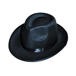 Sombrero Clasico C/Cinta Negro  1Uni