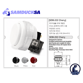 Boton SDB-202 Cherry MX