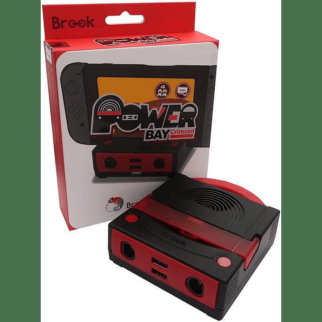 Brook Power Bay Crimson