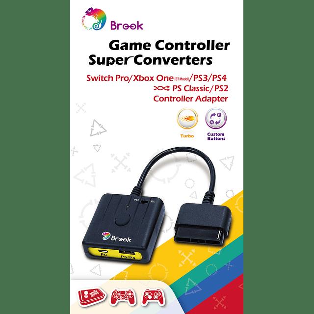 Brook PS3 PS4 a PS2 / PS Classic Super Converter