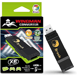 Brook Wingman XB - Multi-Consolas Xbox