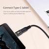 ADAPTADOR BASEUS USB MACHO A TIPO-C HEMBRA